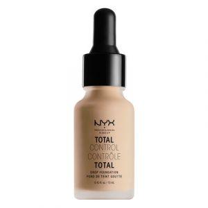 NYX Cosmetics Total Control Drop Foundation Natural - Fond de teint goutte