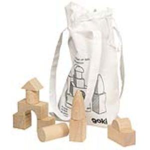 Goki WB 001 - Jeu de construction 45 briques