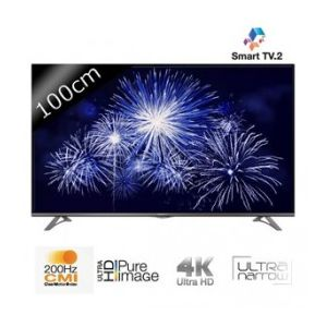 Thomson 40UA6406 - Téléviseur LED 102 cm Smart TV UHD 4K