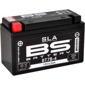 BS Battery Batterie BT7B-4 12V 6,5Ah
