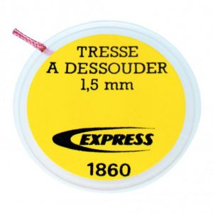 Galaxy Tresse à dessouder 1860 GUILBERT EXPRESS