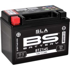 BS Battery Batterie Gel BTZ14S 12V 11,2Ah