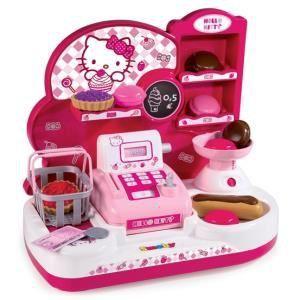 Smoby 024085 - Pâtisserie Hello Kitty