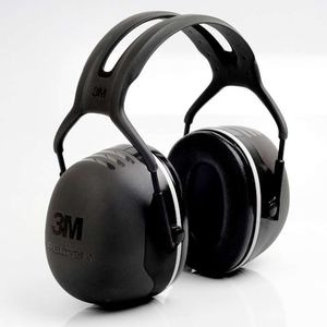 3M X5A - Casque antibruit Peltor série X version serre-tête 37 dB