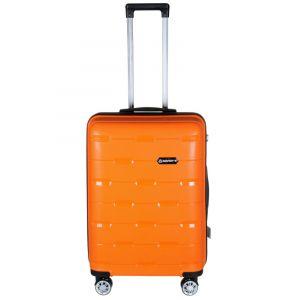Davidt's Valise incassable Molecule Orange 65 cm