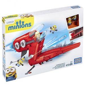 Mega Bloks Les Minions : Jet de Supervillain