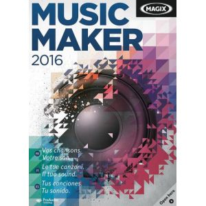 Music Maker 2016 [Windows]