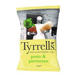 Tyrrell's Chips de pommes de terre saveur pesto