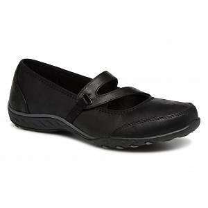 Skechers Breathe-Easy Calmly - Ballerines Femme, Noir