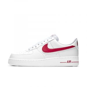 Nike Chaussure Air Force 1%u201807 Homme - Blanc - Taille 46