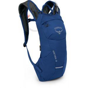 Osprey Katari 3 - Sac à dos - bleu Sacs hydratation