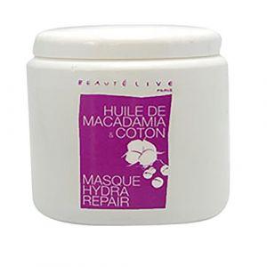 Beautélive Masque Hydra Repair au Lait de Coton et Huile de Macadamia