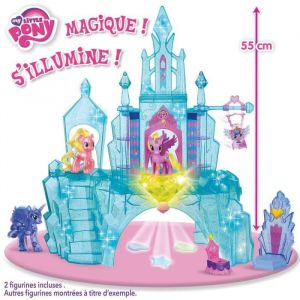 Hasbro My Little Pony Château empire de Crystal