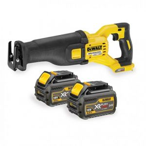 Dewalt DCS388T2 - Scie sabre course 28,6 mm (moteur induction) 54V XR FLEXVOLT