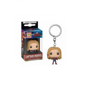 Funko Figurine Porte-clés Pop Marvel Captain Marvel Pop 1