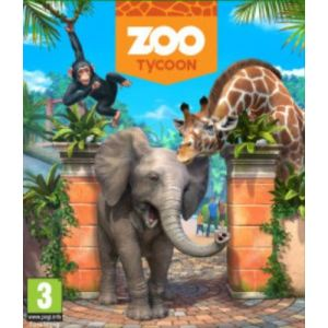 Zoo Tycoon sur XBOX360