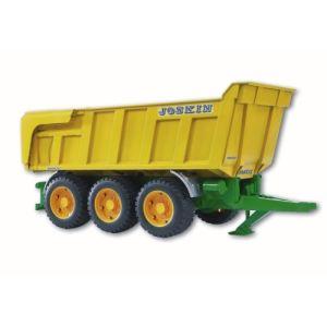 Bruder Toys 2212 - Remorque à benne basculante Joskin