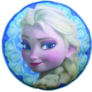 Coussin carré Reine Des Neiges Elsa et Olaf (40 cm)