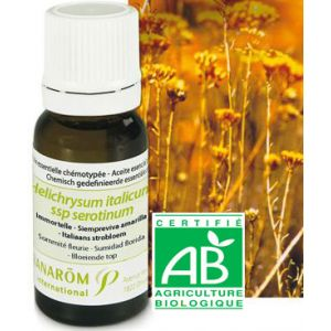 Pranarôm Huile essentielle Bio immortelle, 5 ml