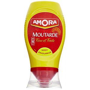 Amora Moutarde fine et forte 265 g