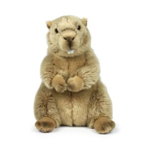 WWF Peluche Marmotte 23 cm