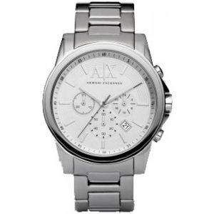 Giorgio Armani AX2058 - Montre pour homme Quartz Chronographe