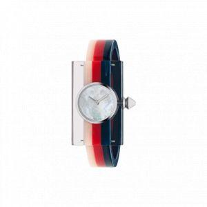 Gucci Montre Femme Plexi Watch Blanc