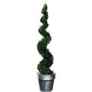Zinc & Jardin Bac à planter Horticole en acier galvanisé Ø45 cm