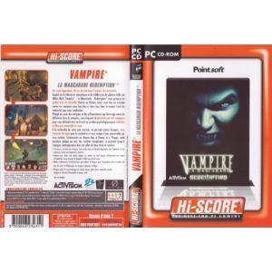 Vampire : La Mascarade - Redemption [PC]