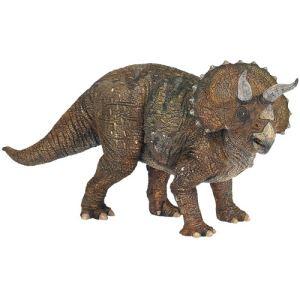 Papo Figurine dinosaure : Tricératops (Jurassic Park)