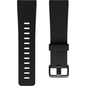 Fitbit Versa - Bracelet - Classique - Noir - L