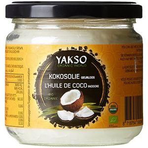 Yakso L'huile de coco