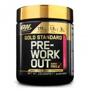 Optimum nutrition Gold Standard Pre-Workout 330g Watermelon