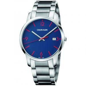 Calvin Klein Quartz Montre avec Bracelet en Acier Inoxydable K2G2G147