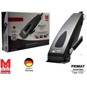 Moser 1233-0051 - Tondeuse à cheveux Profiline Primat alimentation sur secteur