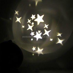 Projecteur laser LED en étoile pour extérieur 21 x 15 x 43.5 cm