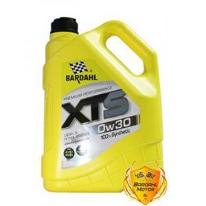 Bardahl Huile moteur XTS 0W30 Essence et Diesel