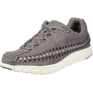 best sneakers 3b97c 9cc42 Nike Mayfly Woven chaussures Femmes gris rose T. 35,5