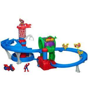 Playskool Circuit en folie Spider-Man