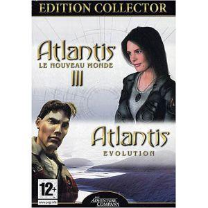 Atlantis 3 + 4 - Collector [PC]