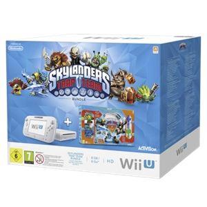 Nintendo Wii U Basic Pack + Skylanders Trap Team