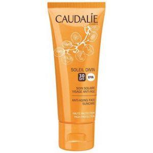 Caudalie Soleil Divin - Soin solaire visage anti-âge SPF30