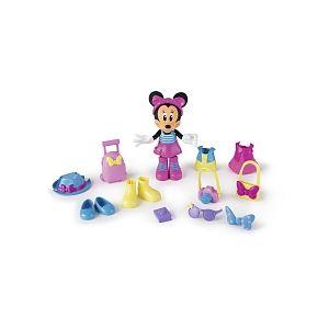 IMC Toys Minnie Fashionista Travel - Figurine 15 cm