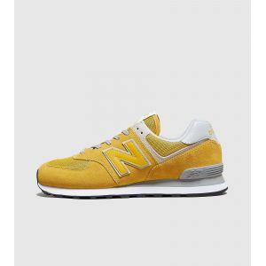 New Balance ML574EYW, Baskets Homme, Or (Gold/ML574EYW), 43 EU