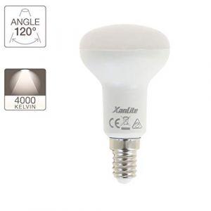 Xanlite Ampoule LED R50 réflecteur, culot E14, conso 5,6W, eq. 40W, blanc neutre