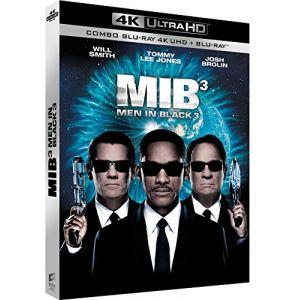 Men in Black 3 [4K Ultra HD + Blu-ray + Digital UltraViolet]