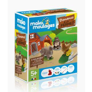 Mako moulages Atelier de moulage Bienvenue à la ferme
