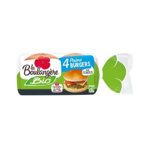 La Boulangère 4 pains burger bio 200g