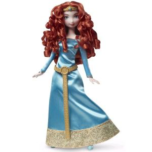 Mattel Princesse Merida - Rebelle