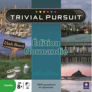 Winning Moves Trivial Pursuit : Normandie